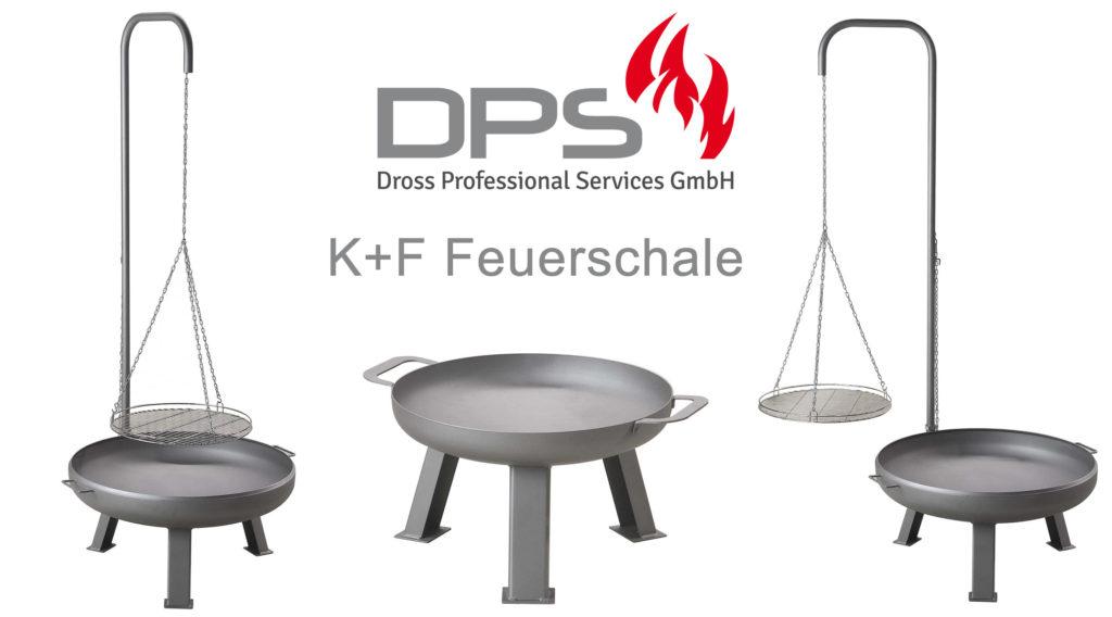 Dross K+F Feuerpfanne